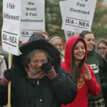Carbondale: Personal Account of Strike from 11/7