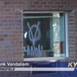 Banks Vandalized in Springfield, MO