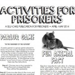 Missouri Prison Newsletter #4