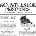 Missouri Prison Newsletter #4