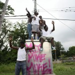 The Writing's on the Wall: Graffiti from the Ferguson Rebellion