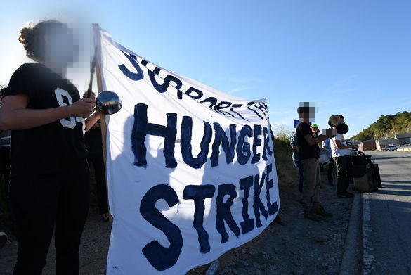 menard hunger strike sept 2015-edit