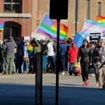 2/25 reportback from LGBTQIA March + Rally